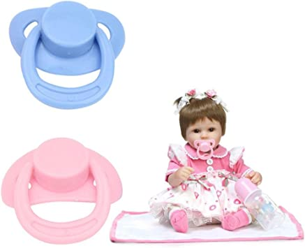 Silicone Baby Infant Pacifier Dummy Nipples Soother Teether Doll Teething Toy