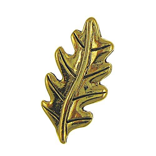 Jim Clift Design Oak Leaf Gold Lapel Pin - 1 Count (Oak Leaves Pin)