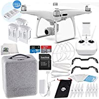 DJI Phantom 4 PRO Quadcopter Ultimate Bundle