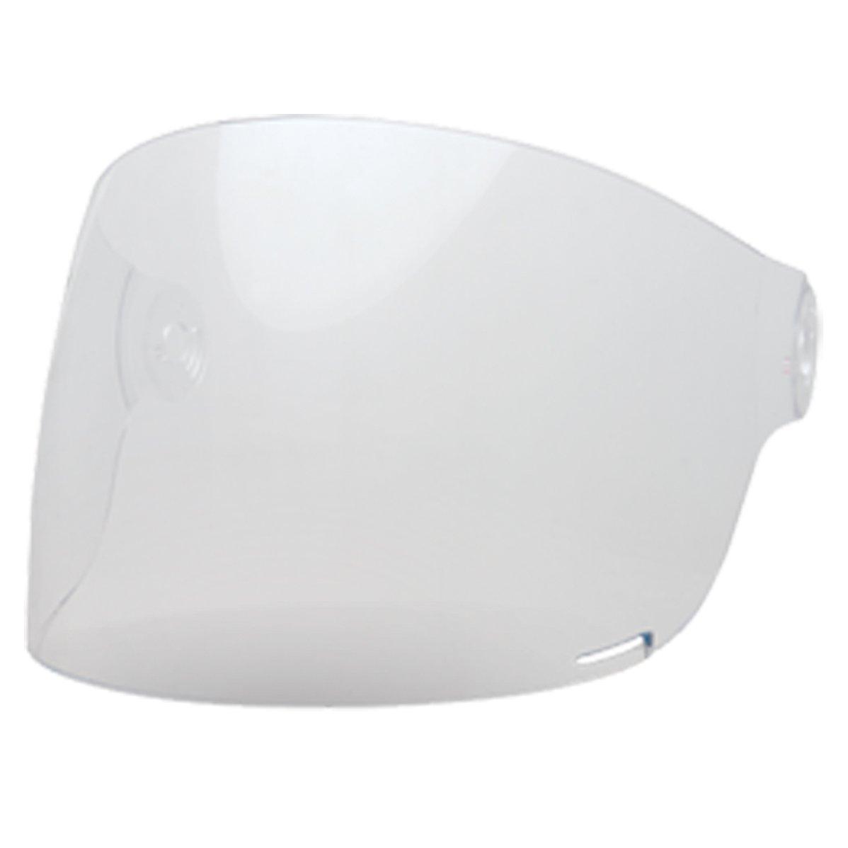 Bell Bullitt Flat Shield - Clear - Black Tab 4into1