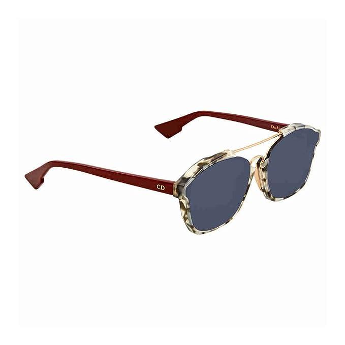 ea85d93fab53d Dior Blue Square Sunglasses DIOR ABSTRACT S 01QX  Amazon.ca  Clothing    Accessories
