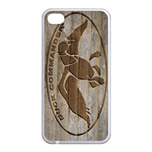 Customize Duck Dynasty Back Case for Apple iphone 4,4S JN4S-1575