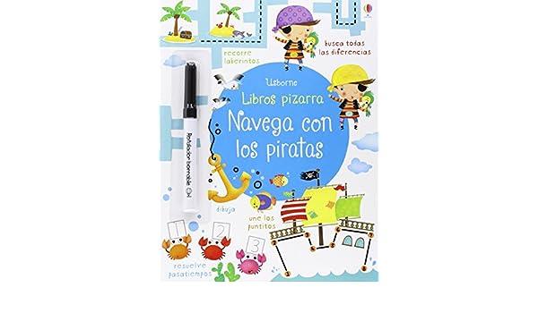 Navega con los piratas: Kirsteen Robson: 9781409596295 ...