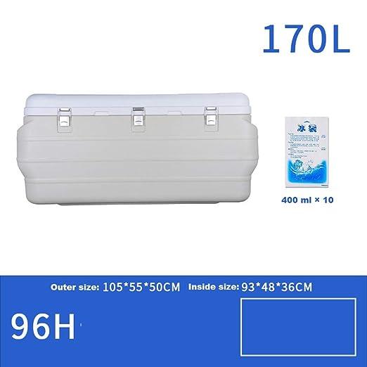 LJ Refrigerador-refrigerador para autos Caja de 170 l Congelador ...