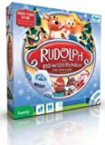 Rudolph The Red Nosed Reindeer DVD Board Game by Screenlife