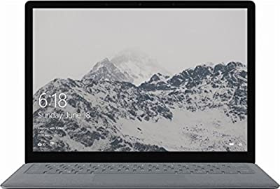 "2018 Microsoft Surface 13.5"" LCD 2256 x 1504 Touchscreen Laptop Computer, Intel Core m3-7Y30 up to 2.60GHz, 4GB RAM, 128GB SSD, Bluetooth, USB 3.0, WIFI, Windows 10 S"