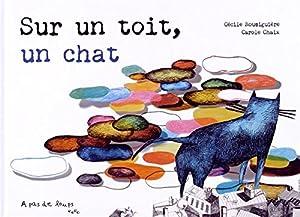 """Afficher """"Sur un toit, un chat"""""""