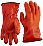 Showa Atlas 460 Vinylove Cold Resistant Insulated Gloves - X-Large