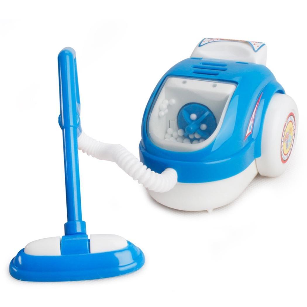 DRESS_start D_s Kind Entwicklungs Pädagogisch Pretend Play Haushaltsgeräte Baby Küche Spielzeug (Staubsauger)