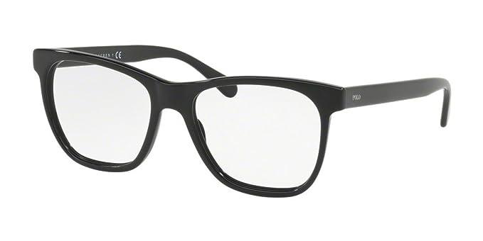 Ralph Lauren POLO 0PH2179 Monturas de gafas, Black, 53 para Hombre ...