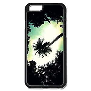 Nice Palm Tree Top Pc Case For IPhone 6 wangjiang maoyi