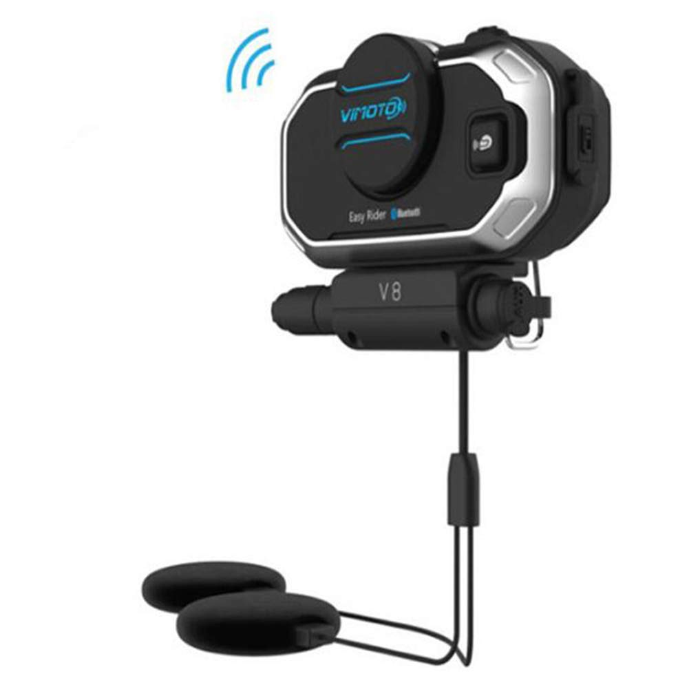 KCaNaMgAl Auriculares inalámbricos de intercomunicación con ...