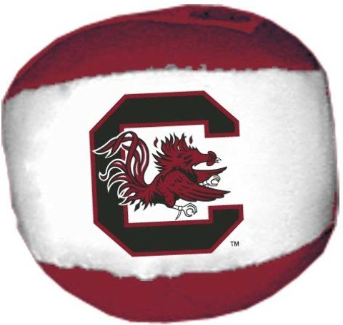 Game Day Outfitters 1937116 University of South Carolina - Ball Hackysack 24 DP - Case of 144 by Game Day Outfitters