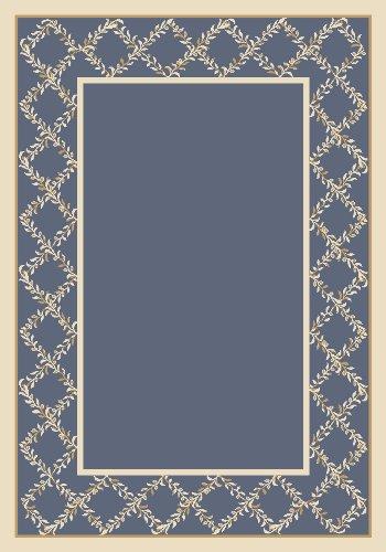 Center Lapis - Design Center Lystra Lapis Rug Rug Size: 3'10