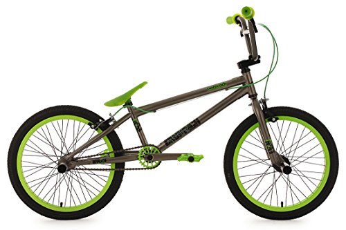 KS Cycling Fahrrad BMX Freesyle 20