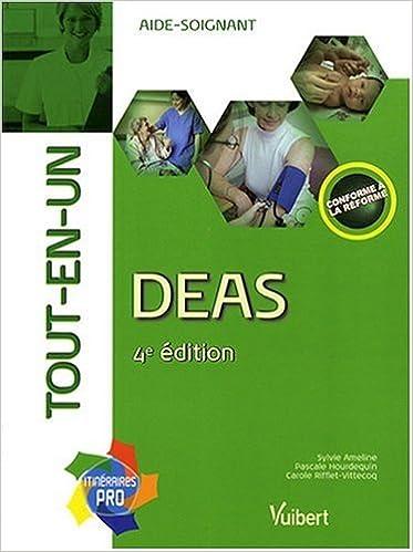 Livre gratuits en ligne DEAS tout-en-un : Aide-soignant pdf epub