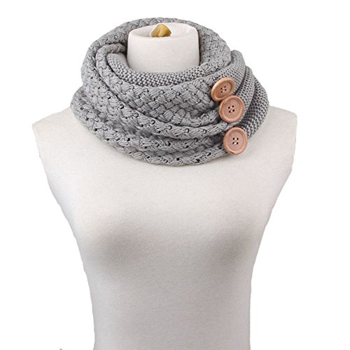 Ribbed Wool Scarf - 2