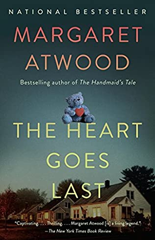 book cover of The Heart Goes Last