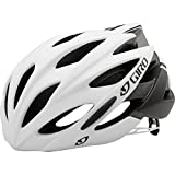 Giro Savant Road Bike Helmet, Matte White/Black, X-Large