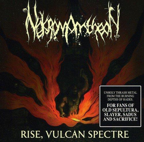 Nekromantheon: Rise,Vulcan Spectre (Audio CD)