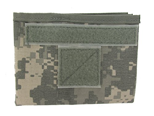 Raine Heavy Duty Leader Book Cover, ACU Pattern