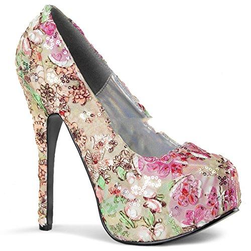 Bordello, Scarpe col tacco donna Rosa rosa