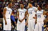 Kentucky Wildcat Basketball 2012 Team 8 x10 Reprint Photo - (Mint Condition)