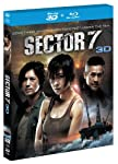 Cover Image for 'Sector 7 (3-D) [BluRay]'
