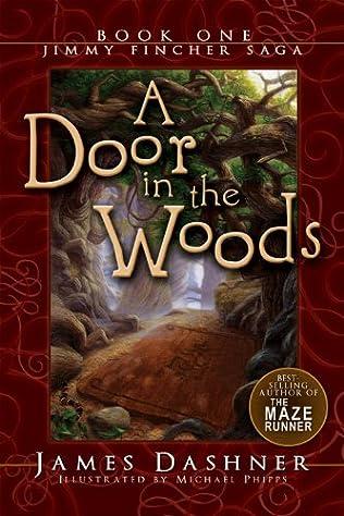 book cover of A Door in the Woods
