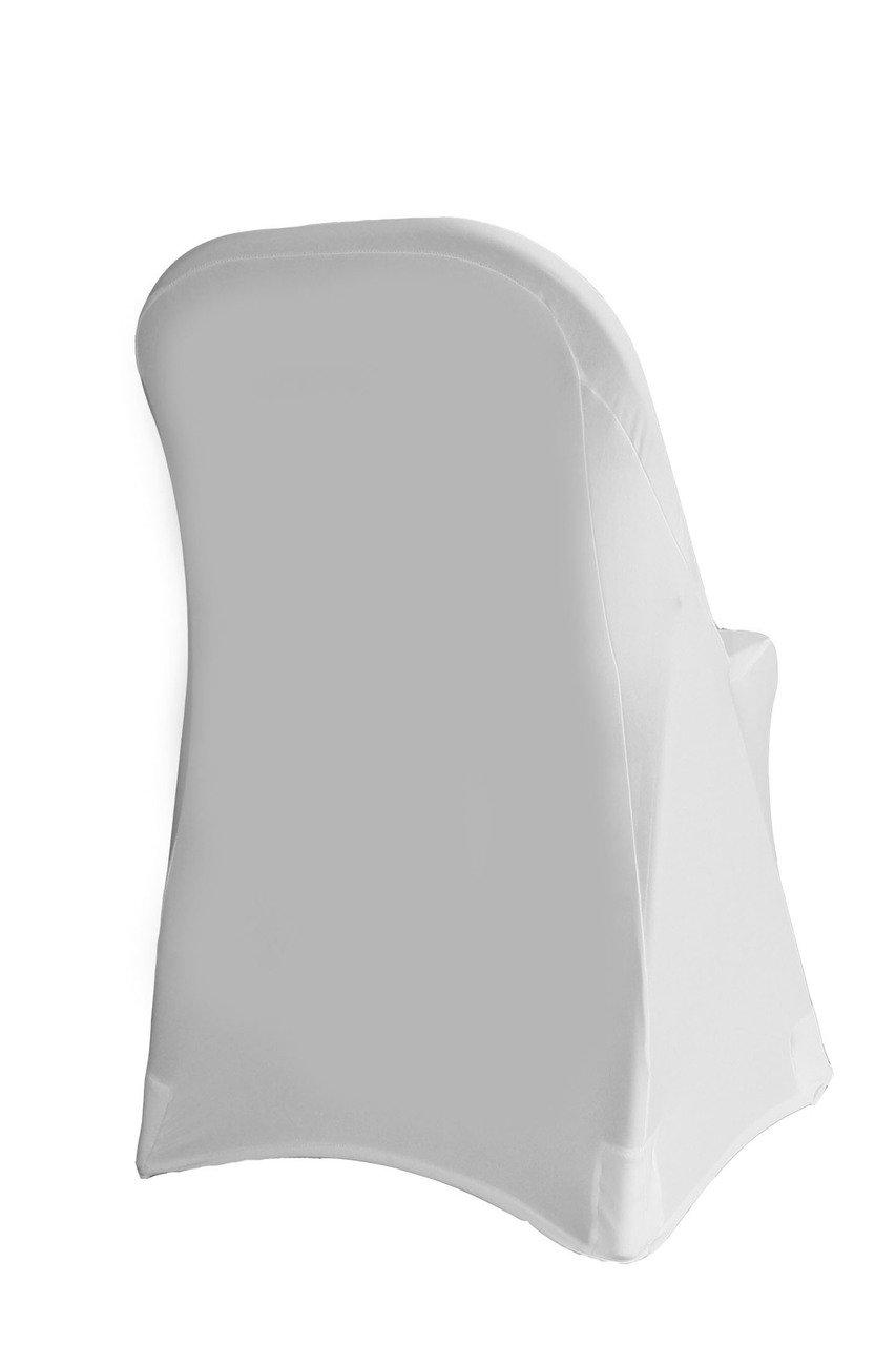 Amazon.com: Fundas de silla elásticas de licra plegable ...