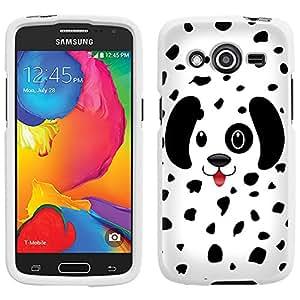 Samsung Galaxy Avant Dotted Dalmatian Case