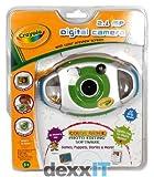 Crayola 2.1 MP Digital Camera Scrapbooking Kit