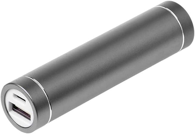 Anker Power Bank - Caja de carga portátil USB para 1 x 18650: Amazon.es: Electrónica