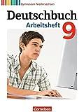 Deutschbuch Gymnasium - Niedersachsen: 9. Schuljahr - Arbeitsheft mit Lösungen