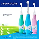 Brush Baby BabySonic Infant and Toddler Electric
