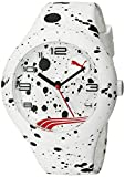 xl watch display - PUMA Unisex PU103211020 Form XL Analog Display Quartz White Watch