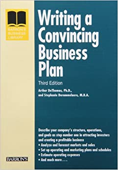 Business plan for buying a