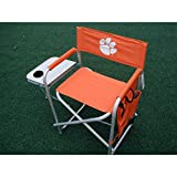 Clemson Tigers NCAA Ultimate Directors Chair by Rivalry Distributing
