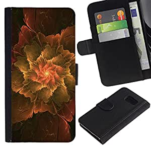 All Phone Most Case / Oferta Especial Cáscara Funda de cuero Monedero Cubierta de proteccion Caso / Wallet Case for Sony Xperia Z3 Compact // Abstract Leaf