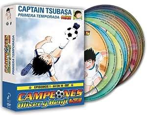 Campeones 1º Temporada (9 Dvd) Episodios 1-64