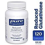 Best Glutathiones - Pure Encapsulations - Reduced Glutathione - Hypoallergenic Antioxidant Review