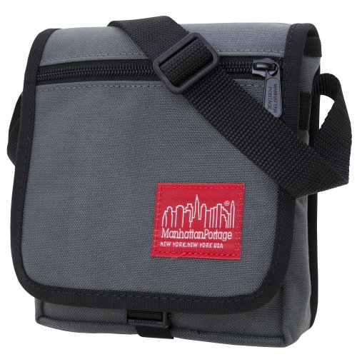 East Village Bag - Manhattan Portage East Village Bag, Gray, One Size