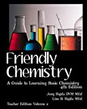img - for Friendly Chemistry Teacher Edition Volume 2: A Guide to Learning Basic Chemistry book / textbook / text book