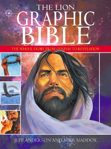 The Lion Graphic Bible: The Whole Story from Genesis to Revelation by Jeff Anderson (2004-09-01) ()