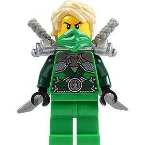 Lego ninjago lloyd garmadon green ninja - Coloriage de ninjago vert ...