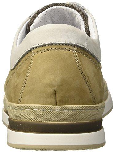 Ukt Beige 11276 Sneaker Uomo amp;CO Scuro Beige IGI 45qCz1nxx
