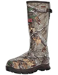 """LACROSSE Men's 4xBurly 18"""" 1200G Hunting Shoes"""