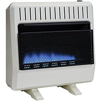 Procom Mnsd300tba Dual Propane Natural Gas Blue Flame Vent