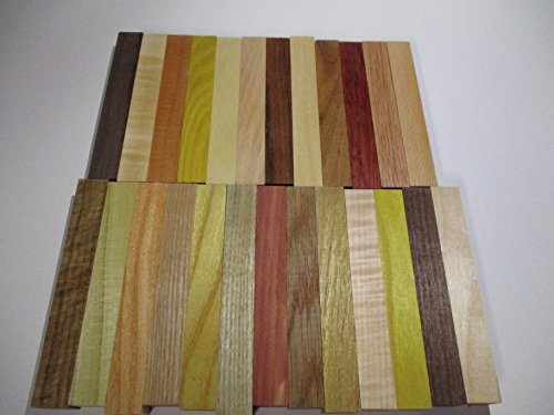 Buy exotic turning wood blanks