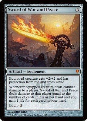 War Sword (Magic: the Gathering - Sword of War and Peace - New Phyrexia)